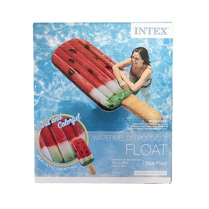 Pool Float Mat Watermelon Ice Candy