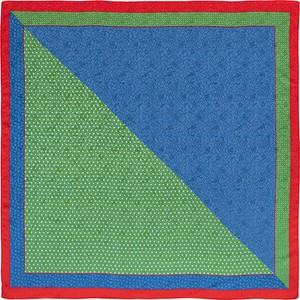 "Komon ""Furoshiki"" Japanese Traditional Wrapping Cloth Scarf"