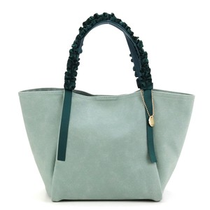 Frill Handle Bag