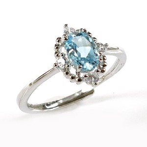 Topaz Natural stone Ring Ring