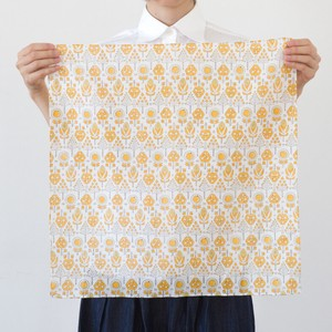 India Block Print Handkerchief