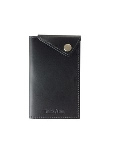 Freedom Business Card Holder Black
