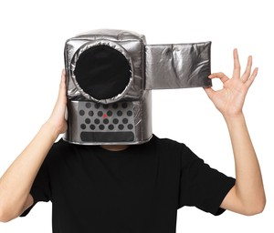 Video Camera Headgear