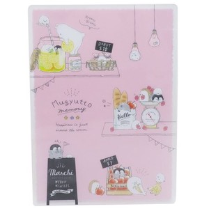 Stationery plastic sheet Memory Desk Pad Marche