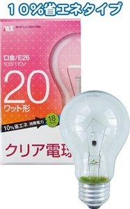 Clear Light Bulb Base