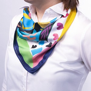 Modern Art Wrapping Cloth Scarf