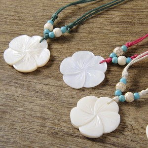 Petit Shell Colorful Necklace 4 Colors Bali