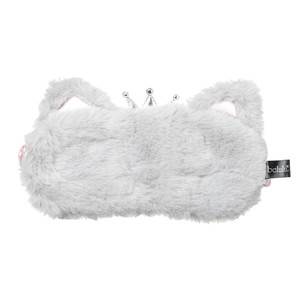 Japan belulu Fluffy Eye Mask Hot Thermal Care Washable