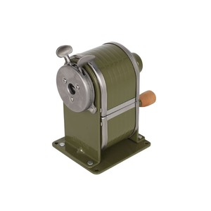 [DULTON] Pencil Sharpener OLIVE DRAB