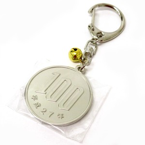 Coin Key Ring