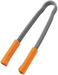 Made in Japan made Split Chopstick Tong Long Orange 20