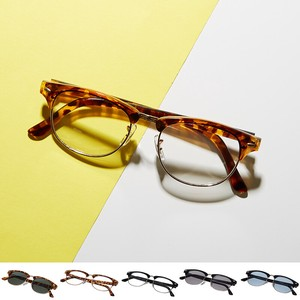 [2019NewItem] Salmon Date Eyeglass Sunglass Men's Ladies Eyeglass
