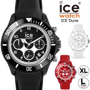 Ice Watch Black Red extra White