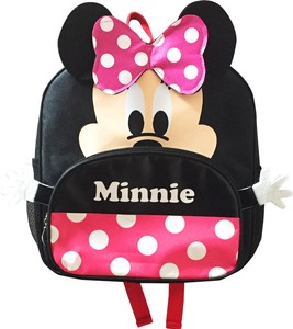 Disney Character Die Cut Backpack Minnie