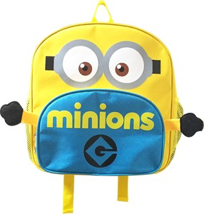 Character Die Cut Backpack Minions Type