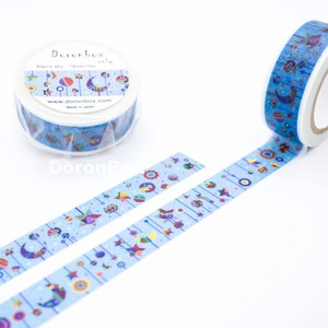Constitution Washi Tape Star