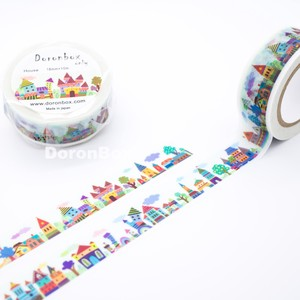 Constitution Washi Tape House