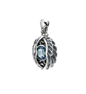 Angel Silver Pendant 2nd / Top