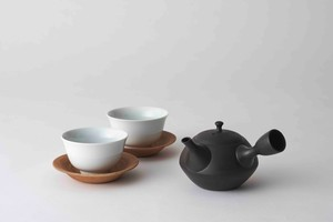 Japanese Tea Pot Swallowing 2Pcs set Lozenge