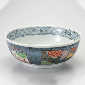 Mino Ware Ancient City Bowl 1 Pc Ancient City Japanese Style Japanese Pattern Geisyun Bowl