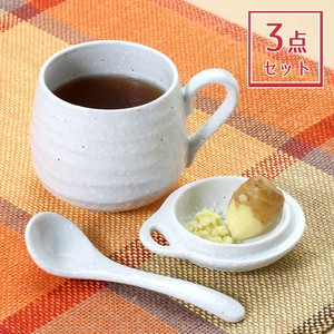 Ginger Mug Spoon Ginger Ginger Drink Tea Cup Spoon Mug