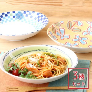 Passion Oval Plate Colorful Divided Plate Oval Plate Mino Ware Plates & Utensil