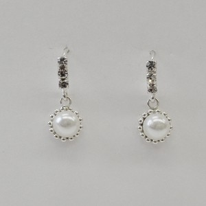 Party Active Pearl Pierced Earring