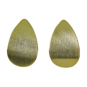 Tea Processing Pierced Earring