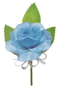 Corsage Party Graduate Admission Each Type rose Blue
