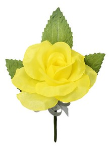 Corsage Party Graduate Admission Each Type rose Yellow