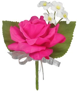Corsage Party Graduate Admission Each Type rose Pink