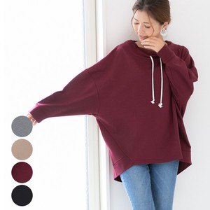 [2019NewItem] Fleece High Neck Dolman Pullover mitis