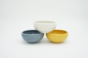 Easy Scoop Porcelain BOWL S [Bread & Rice / Mino Ware]