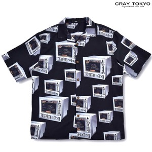 Multi Graphic Shirt Black