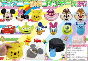 [2019NewItem] Sales Promotion Disney Coin Case