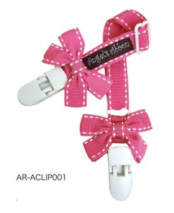 Baby Kids Supply Clip Angel Ribbon Multi Clip