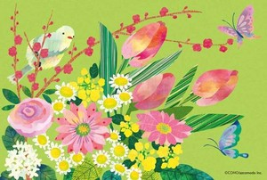 Postcard Spring Bouquet