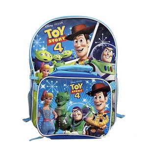 Toy Story Lunch Bag Attached Backpack