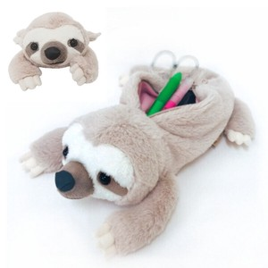 Wild Animal Pencil Case / Sloth