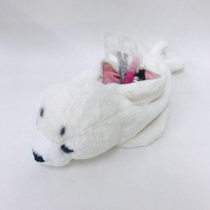 Wild Animal Pencil Case / Seal
