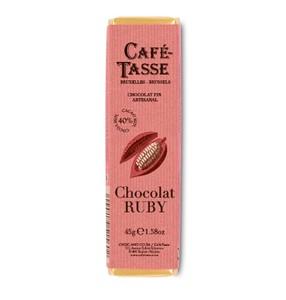 【先行受注 7月7日締め切り】カフェタッセ ルビーチョコレート(45g)