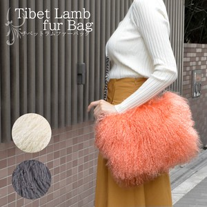 Tibet Fur Bag Fur Ladies Shoulder Bag Diagonally [2019NewItem]