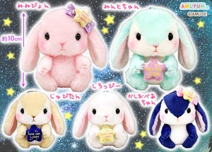 """Poteusa Loppy"" Wish on the stars Size:LMC Stuffed toy of Rabbit"