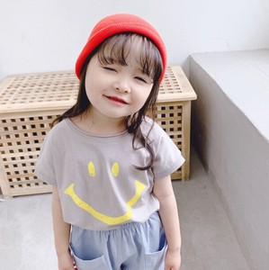 Korea Kids Short Sleeve T-shirt