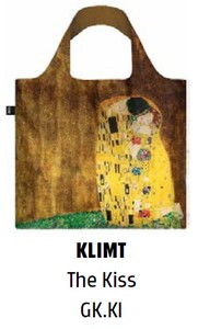 LOQI(ローキー)エコバッグ Museum Collection KLIMT/The Kiss