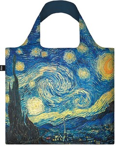 LOQI(ローキー)エコバッグ Museum Collection VAN GOGH/The Starry Night ゴッホ