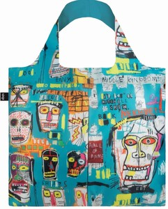 【人気商品】LOQI(ローキー)Museum Collection  JEAN-MICHEL BASQUIAT Skull