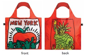 LOQI(ローキー)エコバッグ Museum Collection KEITH HARING() New Yorkキース・ヘリング
