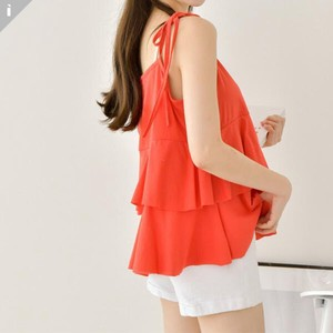 2 Steps Flare Ribbon Top T-shirt