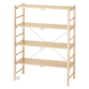 Wood Rack Natural